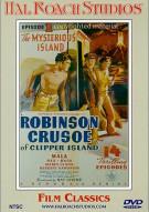 Robinson Crusoe of Clipper Island Movie