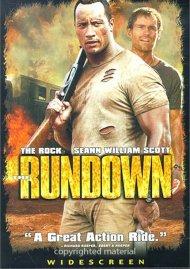 Rundown, The (Widescreen) Movie