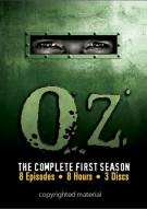 Oz: The Complete Seasons 1 - 3 Movie