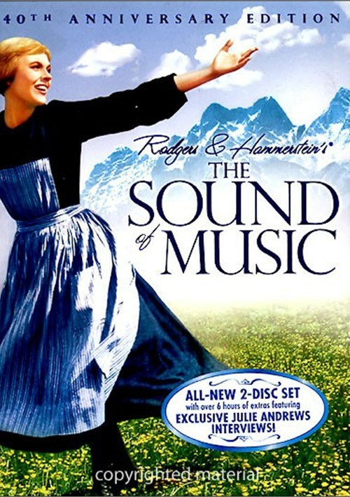 Sound Of Music: 40th Anniversary Edition Movie