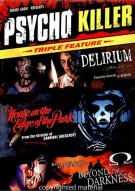 Psycho Killer Triple Feature  Movie