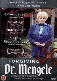 Forgiving Dr. Mengele Movie