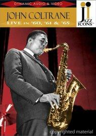 Jazz Icons: John Coltrane  Movie