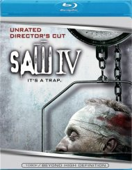 Saw IV: Unrated Directors Cut Blu-ray