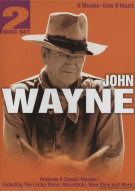 John Wayne 2-Disc Set Movie