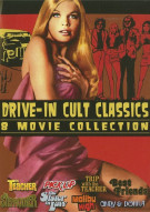 Drive-In Cult Classics: 8 Movie Collection Movie