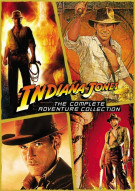 Indiana Jones: The Complete Adventure Collection Movie