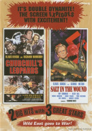 Churchills Leopards / Salt In The Wound (Double Feature) Movie