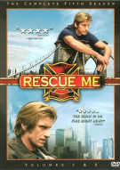 Rescue Me: The Complete Fifth Season Movie