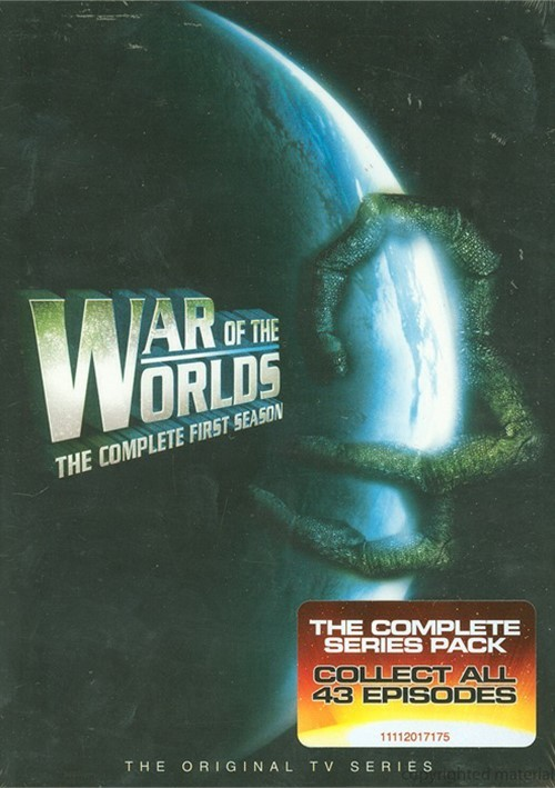 War Of The Worlds: Complete Series Pack Movie