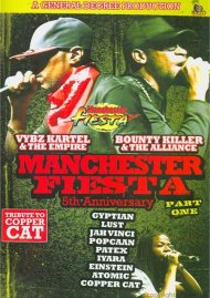 Manchester Fiesta: 5th Anniversary - Part 1 Movie
