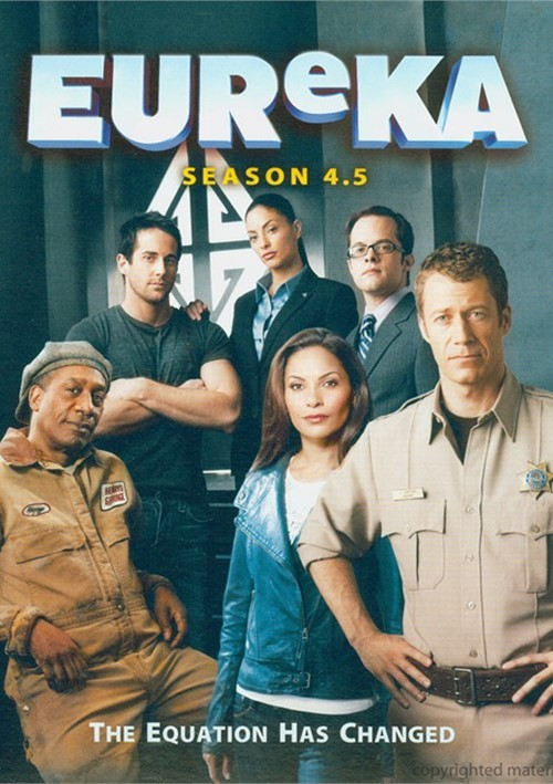 Eureka: Season 4.5 Movie