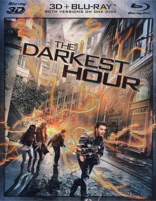 Darkest Hour, The (Blu-ray 3D) Blu-ray
