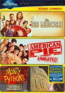 Iconic Comedy Spotlight Collection Movie