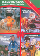 Rankin/Bass TV Holiday Favorites Collection Movie