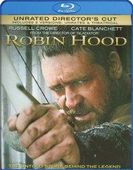 Robin Hood: Unrated Directors Cut Blu-ray