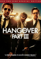 Hangover, The: Part III - Special Edition (DVD + UltraViolet) Movie