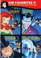 4 Kid Favorites: Adventures Of Batman & Robin Movie