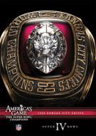 NFL Americas Game: 1969 Kansas City Chiefs Super Bowl IV Movie