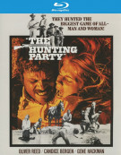 Hunting Party, The Blu-ray