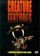 Creature Features: Crocodile/ King Cobra/ Octopus/ Spiders Movie