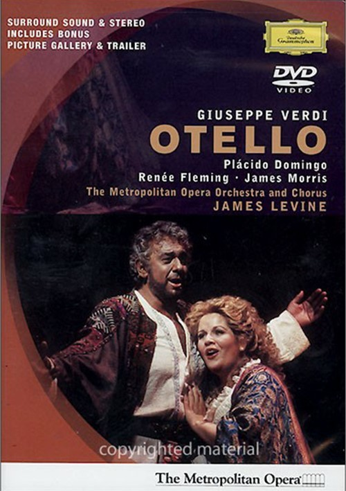 Verdi: Otello - Levine Movie
