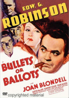 Bullets Or Ballots Movie
