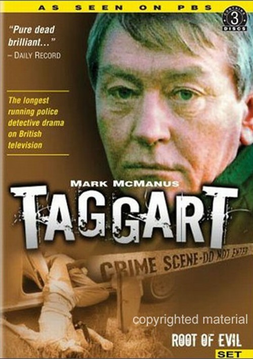 Taggart: Root Of Evil Set  Movie