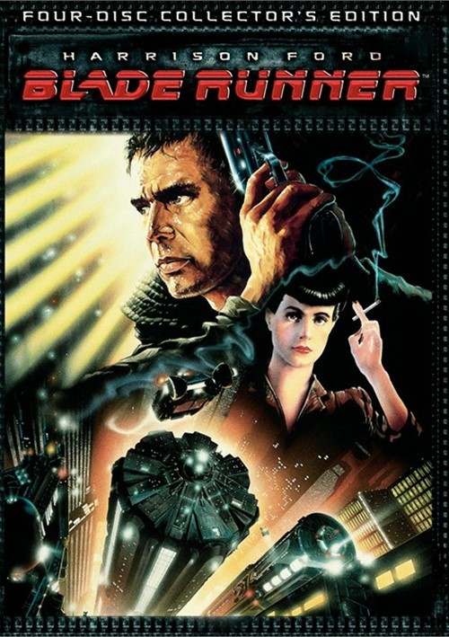 Blade Runner: 4 Disc Collectors Edition Movie