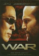 War (Fullscreen) Movie