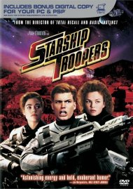 Starship Troopers (with Digital Copy) Movie