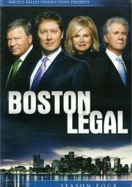 Boston Legal: Season Four (Repackage) Movie