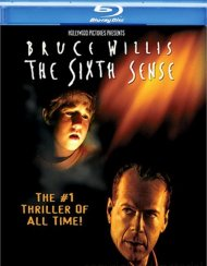Sixth Sense, The Blu-ray