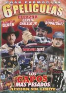 Los Capos Mas Pesados: Volume 1 Movie