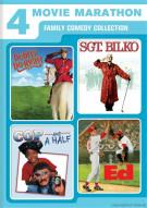 Dudley Do-Right / Sgt. Bilko / Cop And A Half / Ed (4 Movie Marathon) Movie