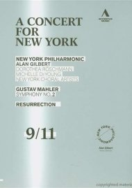 Concert For New York, A Movie