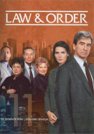 Law & Order: The Eleventh Year Movie