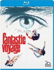 Fantastic Voyage Blu-ray
