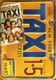 Taxi: The Complete Series (Repackage) Movie
