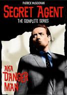 Secret Agent (AKA Danger Man): The Complete Series Movie