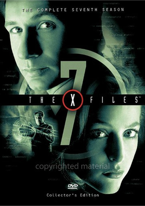 X-Files, The: Season Seven - Gift Pack Movie