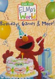Elmos World: Birthdays, Games & More! Movie