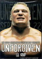 WWE: Unforgiven 2002 Movie