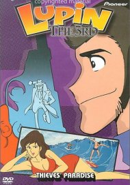 Lupin The 3rd: Volume 4 - Thieves Paradise Movie
