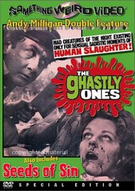 Ghastly Ones/Seeds Of Sin: Special Edition Movie