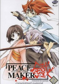 Peacemaker:  Prelude To Battle - Volume 6 Movie