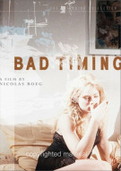 Bad Timing: The Criterion Collection Movie
