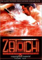 Zatoichi: TV Series Volume 4 Movie