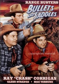 Bullets And Saddles (Alpha) Movie