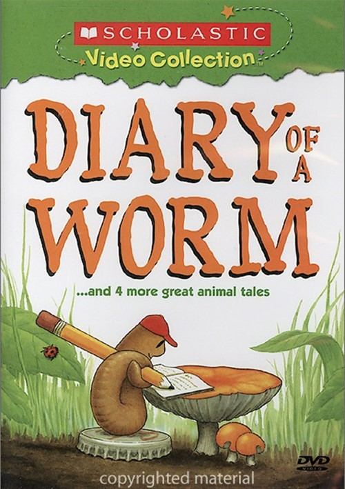 Diary Of A Worm...And More Great Animal Tales Movie